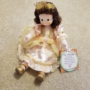 Green Tree Collectible Princess Doll